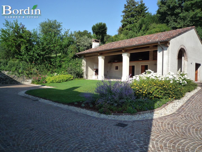 Giardino in collina 4 - BORDIN Garden & Vivai